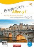 Perspectives - Allez-y! A1. Kurs- und Arbeitsbuch mit Lösungsheft und Vokabeltaschenbuch