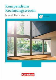 Immobilienwirtschaft. Kompendium Rechnungswesen. Schülerbuch mit CD-ROM - Wenzel, Dirk