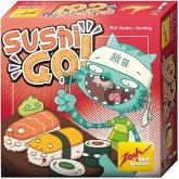 Noris 601105074 - Sushi Go, Kartenspiel
