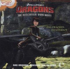 Dragons - Die Wächter von Berk - Das Drachenflugverbot, Audio-CD