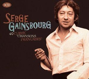 classic chansons francaise von serge gainsbourg auf audio cd portofrei bei b. Black Bedroom Furniture Sets. Home Design Ideas