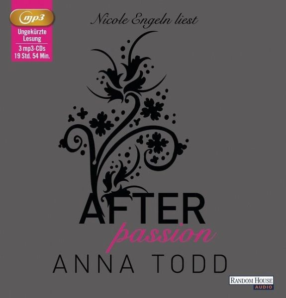 After passion / After Bd.1 (3 MP3-CDs) - Todd, Anna