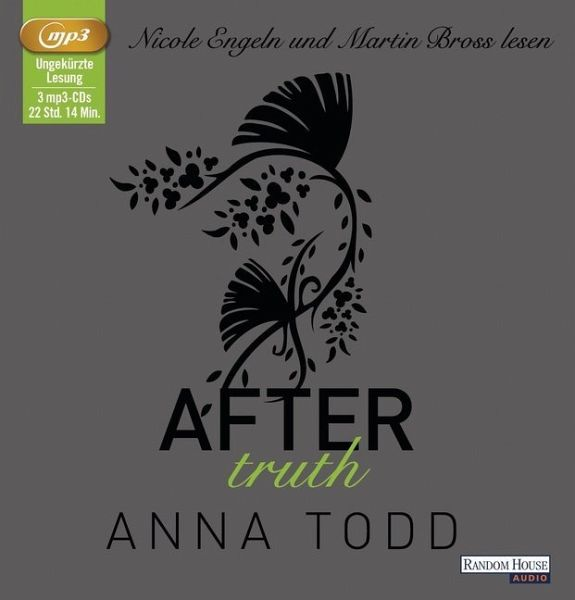 After truth / After Bd.2 (3 MP3-CDs) - Todd, Anna