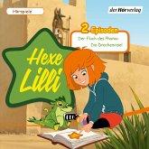 Hexe Lilli: Der Fluch des Pharao & Die Dracheninsel (MP3-Download)