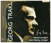 Georg Trakl, 1 Audio-CD