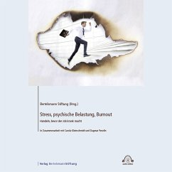 Stress, psychische Belastung, Burnout (MP3-Download) - Kleinschmidt, Carola; Penzlin, Dagmar