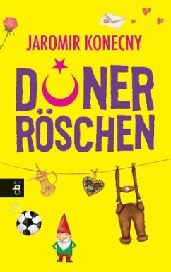 Dönerröschen (Mängelexemplar) - Konecny, Jaromir