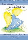Immerwährender Engelkalender - Mit Aquarellbildern und AffirmationenAT-Version (Wandkalender immerwährend DIN A3 hoch)