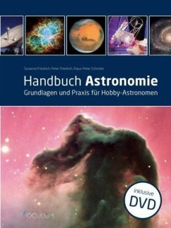 Handbuch Astronomie - Friedrich, Susanne; Friedrich, Peter; Schröder, Klaus-Peter