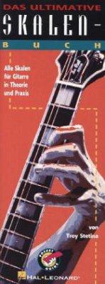 Das Ultimative Skalen-Buch, für Gitarre