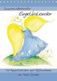 Immerwährender Engelkalender - Mit Aquarellbildern und AffirmationenAT-Version (Tischkalender immerwährend DIN A5 hoch)