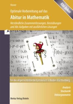 Optimale Vorbereitung auf das Abitur in Mathema...