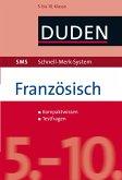 SMS Französisch - 5.-10. Klasse (eBook, ePUB)