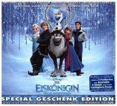 Die Eiskönigin Special Geschenkbox, 3 Audio-CDs (Limited Edition)
