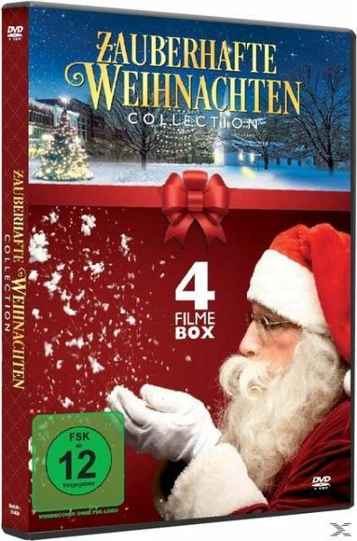 zauberhafte weihnachten film auf dvd b. Black Bedroom Furniture Sets. Home Design Ideas