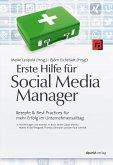 Erste Hilfe für Social Media Manager (eBook, PDF)