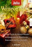 Weihnachten 2014 / Julia Weihnachtsband Bd.27 (eBook, ePUB)