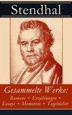 Gesammelte Werke: Romane + Erzählungen + Essays + Memoiren + Tagebücher (eBook, ePUB)