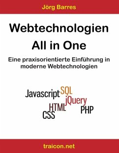 Webtechnologien - All in One (eBook, ePUB) - Barres, Jörg