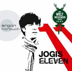 Jogis Eleven - Beim Weltmeischter Daheim, 1 Audio-CD