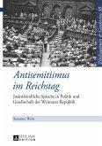 Antisemitismus im Reichstag