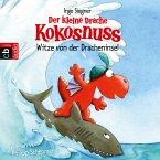 Der kleine Drache Kokosnuss - Witze von der Dracheninsel (MP3-Download)