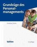 Grundzüge des Personalmanagements (eBook, PDF)