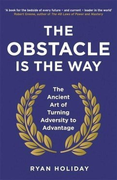 The Obstacle is the Way - Holiday, Ryan