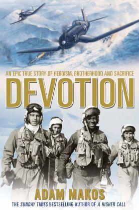 DEVOTION by A. Makos (Naval Aviation Korea, Vought F4U Corsair, VF-32)