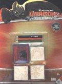 Stempelset Dragons Defenders of Berk