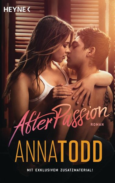 After Passion Dvd