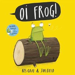 Oi Frog - Gray, Kes