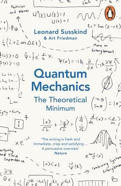 Quantum Mechanics: The Theoretical Minimum - Susskind, Leonard; Friedman, Art