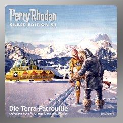 Die Terra-Patrouille / Perry Rhodan Silberediti...