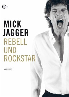 Mick Jagger (eBook, ePUB) - Spitz, Marc