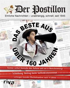 Der Postillon (eBook, ePUB) - Sichermann, Stefan