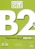 Objetivo DELE B2. Buch mit MP3-Audio-CD