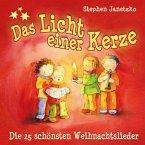Das Licht einer Kerze, Audio-CD