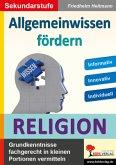 Allgemeinwissen fördern, Religion