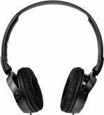 Sony MDR-ZX110B On-Ear Kopfhörer schwarz