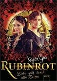 Rubinrot / Liebe geht durch alle Zeiten - Filmausgabe Bd.1 (Mängelexemplar)
