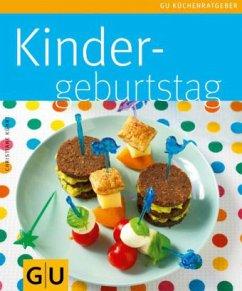 Kindergeburtstag (Mängelexemplar) - Kührt, Christiane