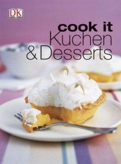 Kuchen & Desserts (Mängelexemplar)
