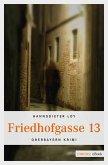 Friedhofgasse 13 (eBook, ePUB)