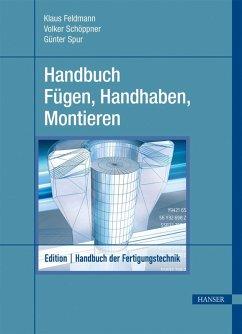 Handbuch Fügen, Handhaben und Montieren (eBook, PDF)