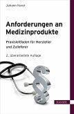 Anforderungen an Medizinprodukte (eBook, PDF)