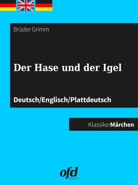 Der Hase Und Der Igel Ebook Epub Von Brüder Grimm Portofrei Bei