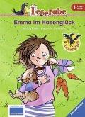 Emma im Hasenglück / Leserabe (Mängelexemplar)