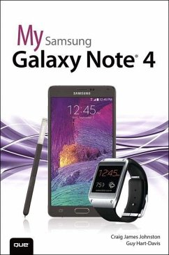 My Samsung Galaxy Note 4 - Johnston, Craig James; Hart-Davis, Guy
