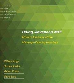 Using Advanced MPI